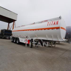 China Water trailers farm water tank semi trailers semi water tanker trailers for sale on sale