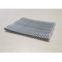 Quality Radiator Plate Fin Heat Sink Aluminum Auto Parts For New Energy Vehicle wholesale
