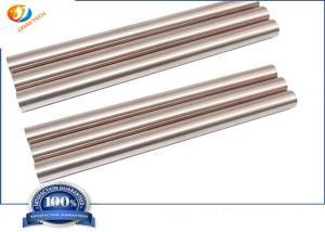China Polishing WCu10 17g/Cm3 150mm Tungsten Copper Round Bar on sale