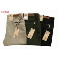 Quality Wholesale new arrival males fashionable B-urberry leisure designer trousers of top quality wholesale