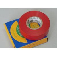 China Adhesion Automotive Electrical PVC Tape High Temperature Insulation Tapes on sale