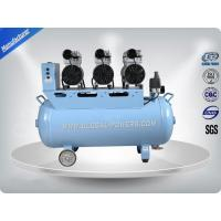 Quality 3Hp Piston Portable Small Electric Air Compressor With ISO / CQC Certification wholesale