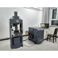 Cheap High Accuracy Digital Compression Testing Machine With 300×300mm Compression for sale