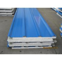 Quality Insulation EPS Roof Sandwich Panel 40mm Thickness For Container House wholesale