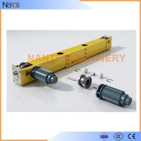 Quality Electric Motorized Crane End Carriage Three - Phase 380V 50HZ 19m/min For Overhead Crane wholesale