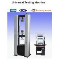 Quality Double Column Universal Materials Testing Machine wholesale