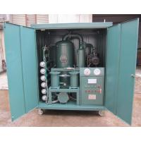 Quality Sell Vacuum Transformer Oil Purifier wholesale