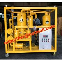 Quality High Voltage Transformer Oil Regeneration Purifier,Insulation Oil Processing Equiment, Filtration Solution wholesale