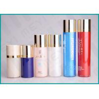Quality 15ml 30ml 50ml AS Airless Pump Bottle With Golden Airless Pump Up - Down System wholesale