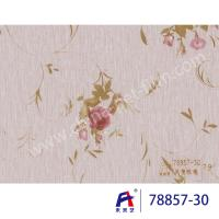 Quality 0.12-0.14*126  PVC Coating Decorative Wall Film Simple Operation Bright Color wholesale