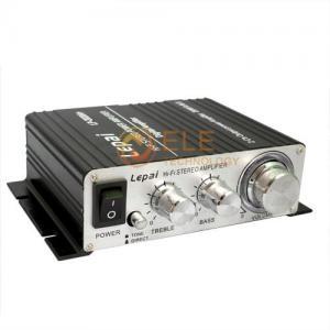 China New HiFi AMP Power Stereo Amplifier Lepai LP2020 Mini Digital Car Amplifier on sale