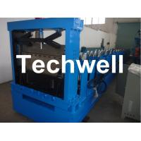 Quality Hydraulic Cutting Steel C Shaped Purlin Roll Forming Machine For GI, Carbon Steel Material wholesale