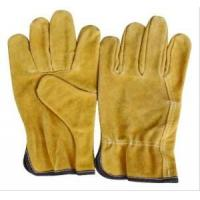 Quality Cow Split Leather Driver Glove wholesale