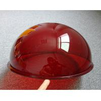 Quality BA (11) red transparent acrylic ball wholesale