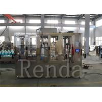 China 1000BPH 5L  Drinking Water  Automatic Beverage Filling Machine Liquid Filling Machine on sale