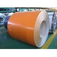 Quality Color Prepainted Galvanized Steel Coil Coated Steel Sheet 1250mm 0.2mm - 1.2mm wholesale