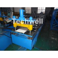 Quality Corrugated Profile Roof Roll Forming Machine For Making The Corrugated Sheets wholesale