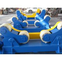 Buy cheap 20T Pipe Welding Rollers Self Aligning Welding Rotator With Control Cabinet from wholesalers