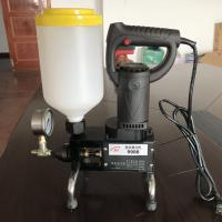 China Waterproof Grouting Mortar Spraying Plaster Machine Cement Spray Machine on sale