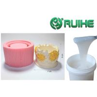 Quality Customized Shape Liquid Silicone Rubber For Mold Making Resin Products wholesale