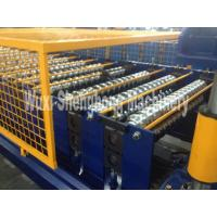 Quality Simens Controled steels sheet Roll Forming Machine with 7ton hydraulic decoiler wholesale