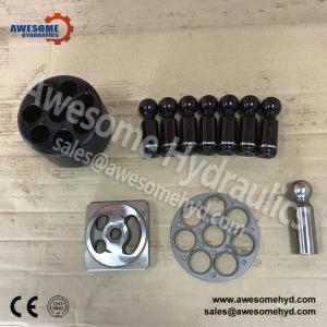 China Awesome Metal Hydraulic Pump Uchida Rexroth Parts , A8V17 Hydraulic Pump Repair Kit on sale
