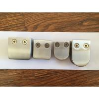 China Indoor / Outdoor Stainless Steel Glass Brackets Stainless Steel Glass Holder on sale