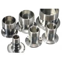 "Cheap 316L Stainless Steel Sanitary Fittings 1/2"" Clmap 90 Elbow ASME BPE 20 RA for sale"