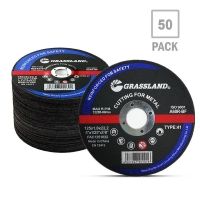 Quality Cut Off 46# Grit Abrasive Metal Cutting Discs 125mm wholesale
