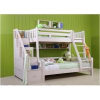 China Young White Childrens Bedroom Furniture Environmental Protection on sale