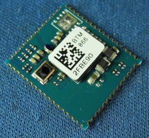 Cheap Bluetooth class 2 BT4.0 Multi-media aptX module-- BTM866 for sale