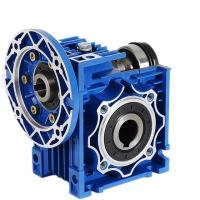 Quality High Torque Worm Gear Reduction Gearbox Steel / Cast Iron Material wholesale
