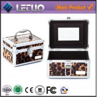 Quality LT-MC323 Vanity Case beauty cosmetic makeup bags natural cosmetics case wholesale