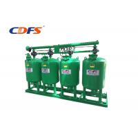 China 220V / 50hz Industrial Sand Filter , Automatic Water Filter CE Approval on sale
