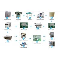 Quality Semi-automatic LED Lights Production Line Machinery For LED Bulbs And LED Tube wholesale