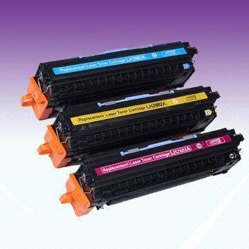 Cheap Toner Cartridges, Remanufactured for HP Color LaserJet Printer for sale