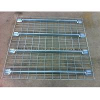 "Quality 42"" Depth Industrial Pallet Racks Shelving For Storage Rack Metal Material wholesale"