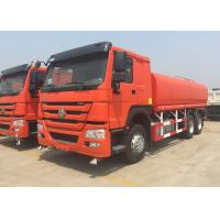 Quality Internal Anti - Corrosion Construction Water Transport Trucks 18-25CBM wholesale