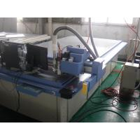 Buy cheap DCZ70 Series High speed Paper Box Cutting machine  computerized cardboard box cut foam cut for Ads , Display , Packaging product
