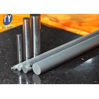 Cheap Differ Grade Solid Carbide Blanks , Carbide Ground Rod Used In Cutting Tools for sale