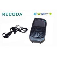 Quality Mini 3G Live View Law Enforcement Body Worn Camera Recorder with GPS Tracking wholesale
