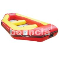 Quality 0.9mm Thick (32oz) PVC Tarpaulin River Rafting Boat For Commercial Use wholesale