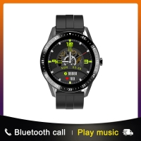 China Smartwatch with 1.28 IPS Color Screen,7-Day Battery Life, Bluetooth Phone Calls Music Control 90 Sports Modes on sale