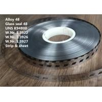 Quality K94800 / Glass Seal 48 Special Alloys For Automotive Nickel Iron Controlled Expansion Alloy wholesale