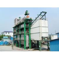 Buy cheap 198KW Total Pwer Asphalt Recycling Plant Programmable Logic Controller product