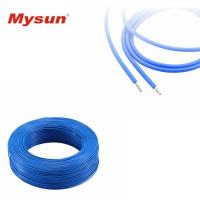 China Home Appliances Silicone Rubber Insulated Wire AWM 3130 Nickel Copper Conductor on sale