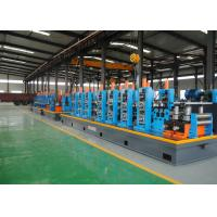 Quality CE / ISO Welded Pipe Making Machine Or ERW Tube Mill Line High Precision wholesale