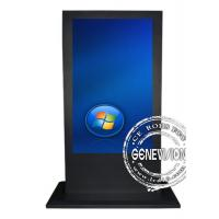 Quality 55 Inch Touch Screen Kiosk with 1920*1080 , Full HD Colorful Screen wholesale