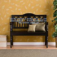 China Wooden chair, wooden outdoor chairs, wooden double benches, wooden patio chair on sale