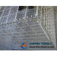 Quality High Tensile Welded Gabions for Protective and Landscape Construction wholesale